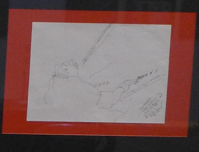「JAZZの肖像・JAZZの造形」展 世田谷美術館 その2